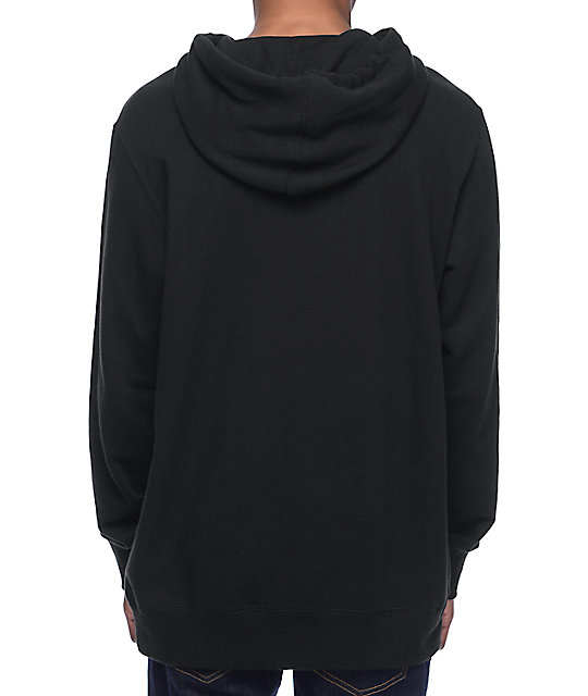 Obey North Point Black Hoodie