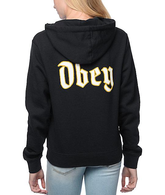 Obey Ole Navy Hoodie