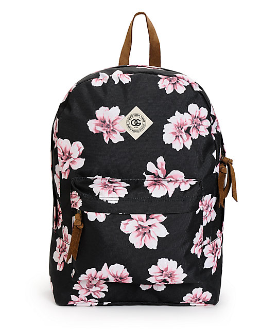 Outsider Floral Backpack