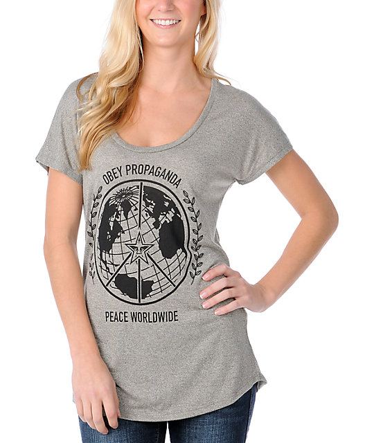 Obey Peace WorldWide T-Shirt