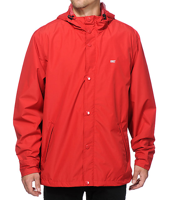 Obey Sweeper Jacket | Zumiez