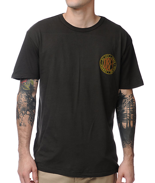 Obey Urban Renewal 2 Charcoal T-Shirt