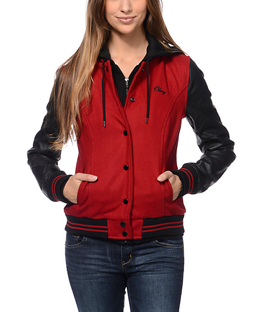 Obey Jacket Womens