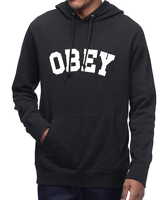 Zumiez Obey Hoodie 107
