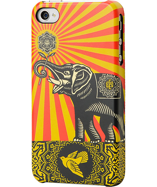Obey x Incase Peace Elephant iPhone Case