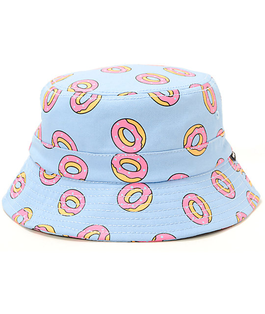 Odd Future All Over Donut Bucket Hat