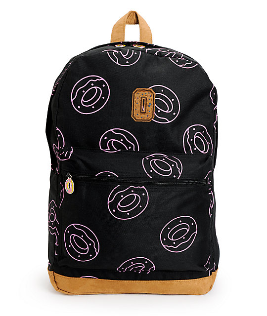 Odd Future Donut Backpack