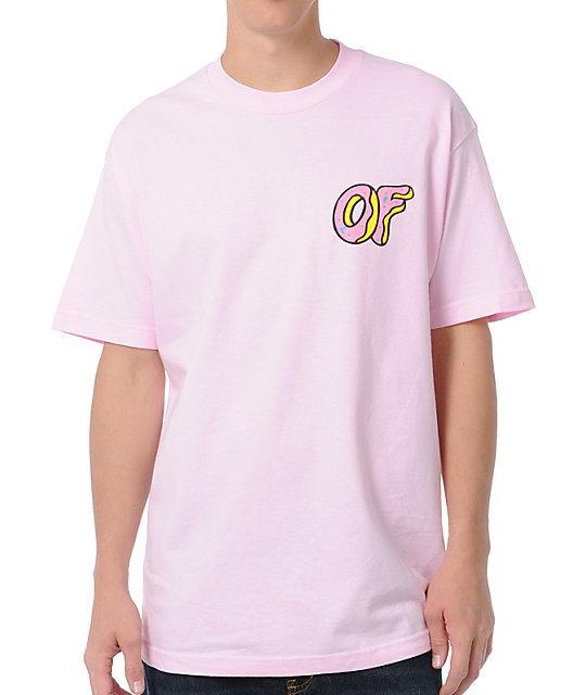 Odd Future Donut Pink T-Shirt