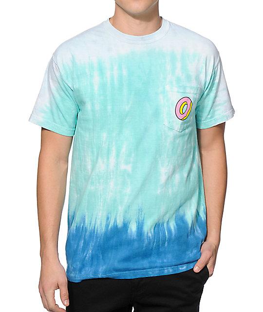Odd Future Donut Tie Dye Pocket T-Shirt at Zumiez : PDP
