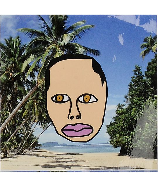 Odd Future Earl Sweatshirt Vinyl Sticker