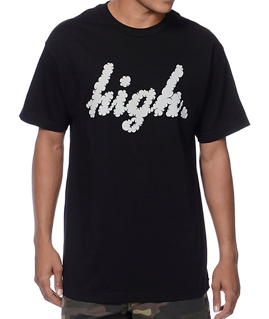 Odd Future High Clouds Black T-Shirt