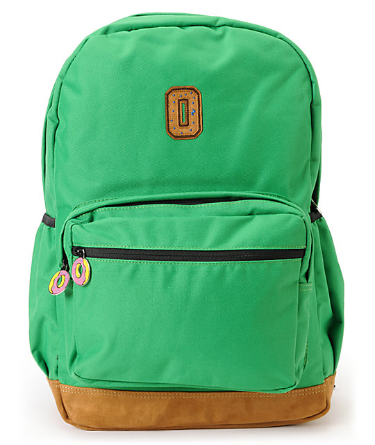 Odd Future Kelly Green Backpack