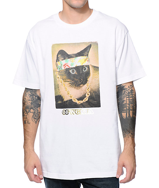 Odd Future Lester White T-Shirt