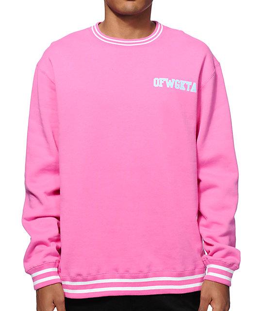 Odd Future OFWGKTA Crew Neck Sweatshirt at Zumiez : PDP