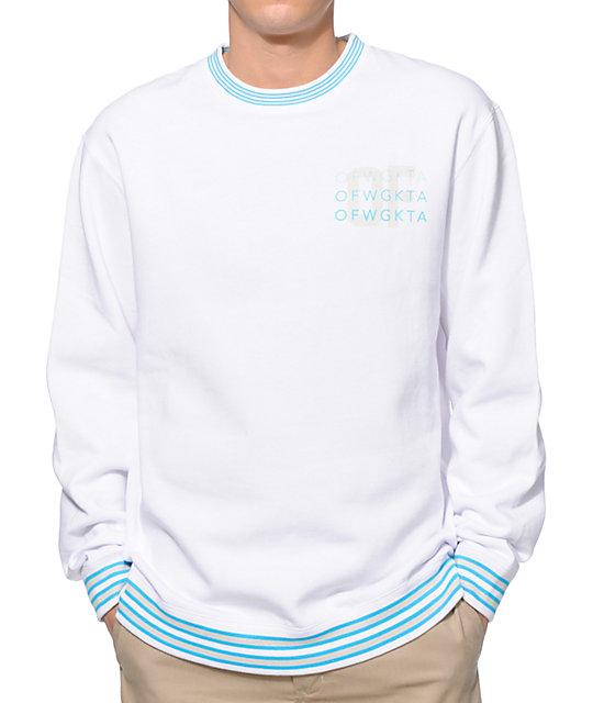 Odd Future OFWKGTA Crew Neck Sweatshirt
