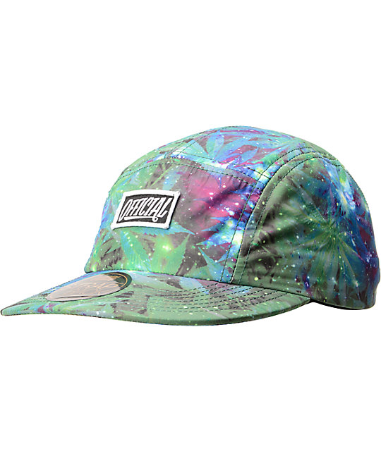 Official Weedspace HAF 5 Panel Hat
