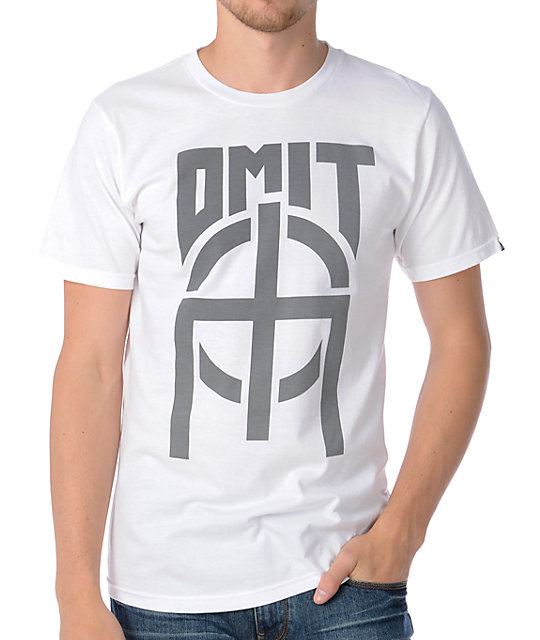 Omit Basic White T-Shirt
