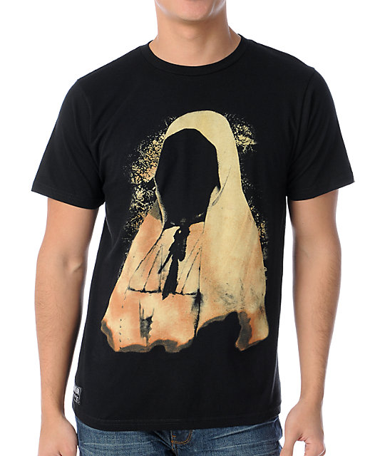 Omit Final Prayer Black T-Shirt