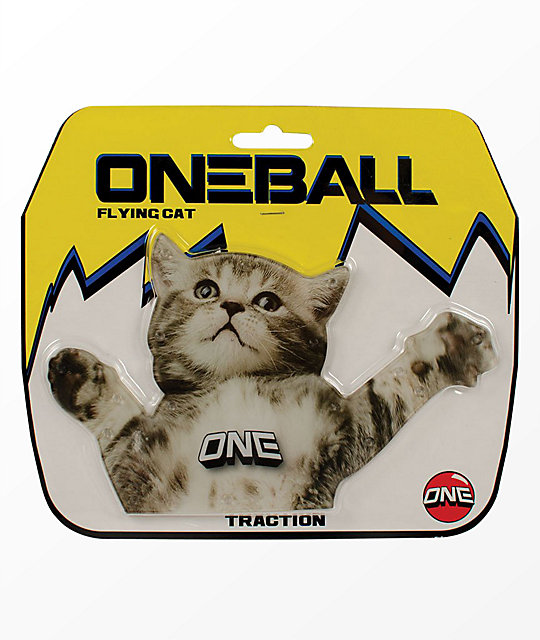 One Ball Jay Flying Cat Stomp Pad