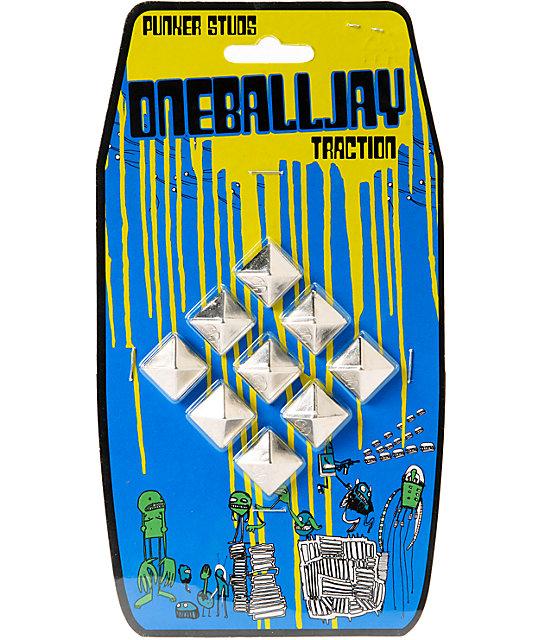 One Ball Jay Punker Studs Snowboard Stomp Pad