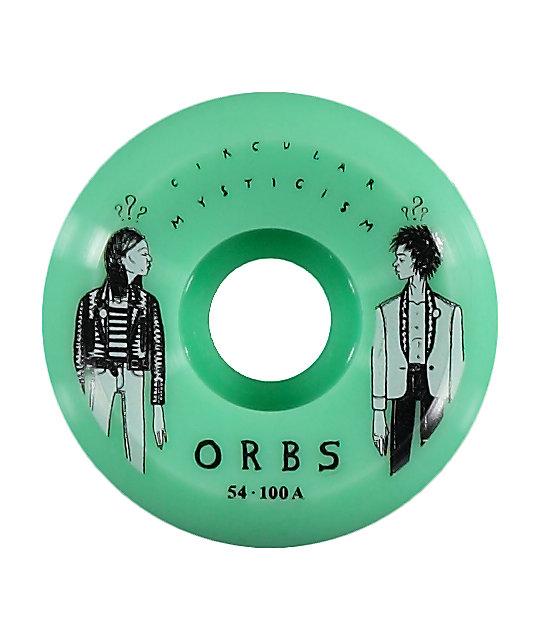 Orbs Fantasmas Side Cuts 54mm Skateboard Wheels