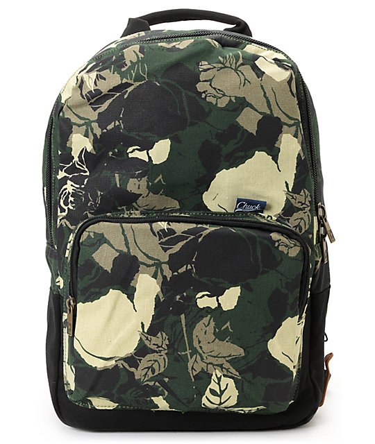 Original Chuck Classic Hawaiian Camo Backpack