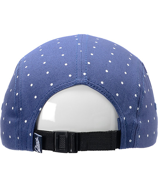 Original Chuck Polka Blue LTD 5 Panel Hat