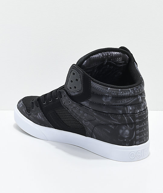 Osiris Clone Huit Alien Skate Shoes