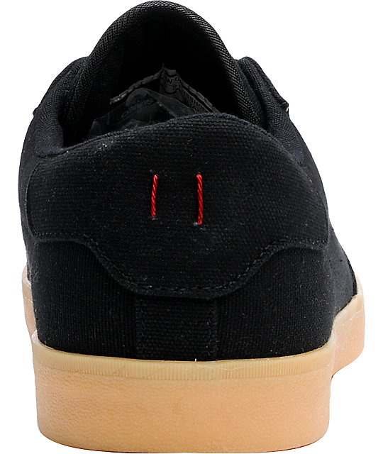 Osiris Duffel VLC Black & Gum Shoes