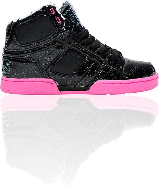 Osiris NYC 83/S Bronx Ultra Skate Shoes - thumbnail 1