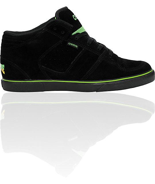 Osiris x Creature Chino Mid Black Shoes