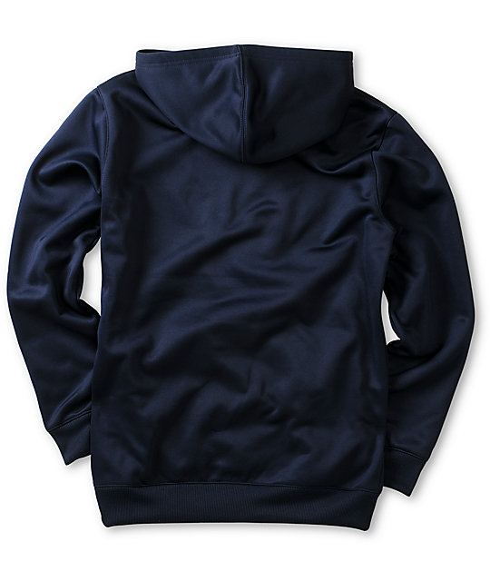 Outerstuff Boys Flex Seahawks Tech Fleece Hoodie