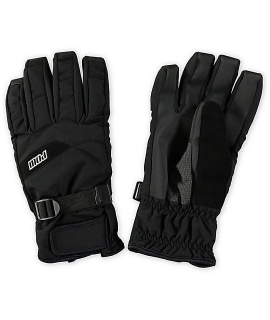 POW XG Short Snowboard Gloves