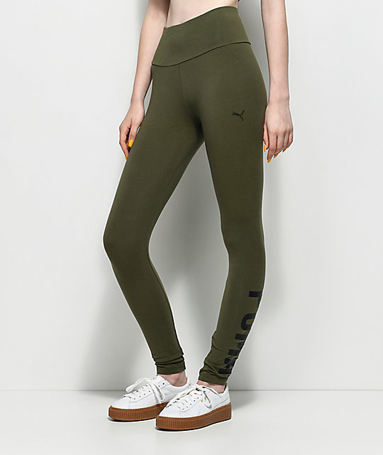 Add comfort to your casual-wear ensembles with these stretch-infused leggings that boast a solid hue for effortless matching. Styling note: Depending on stretch, this item may be semisheer. We suggest using as a layering piece.