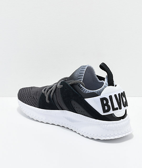 Puma Skate Shoes Black