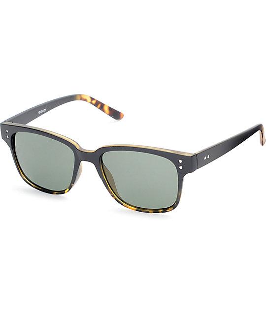 Peabody Classic Silver Temple Sunglasses