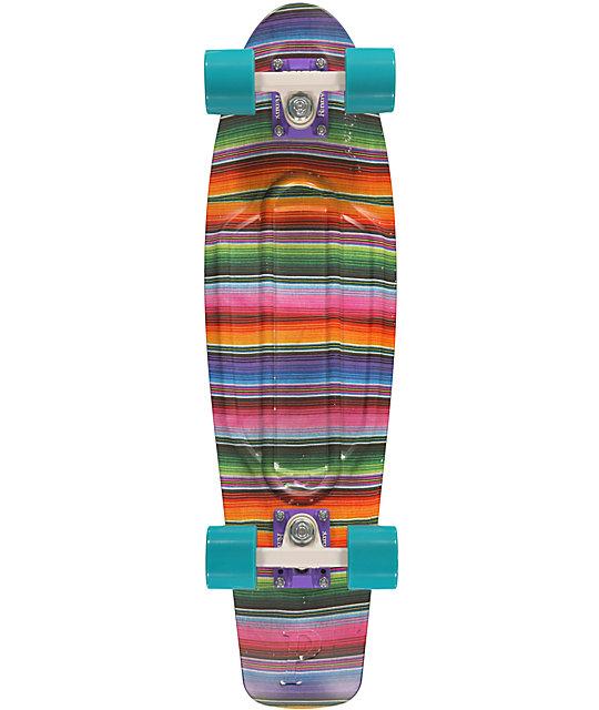"Penny Nickel Baja 27""  Cruiser Complete Skateboard"