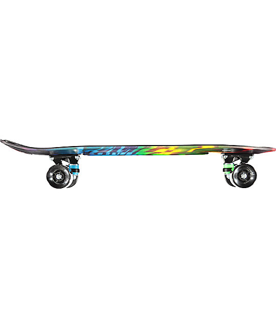 "Penny Nickel Dark Dye 27"" Cruiser Complete Skateboard"