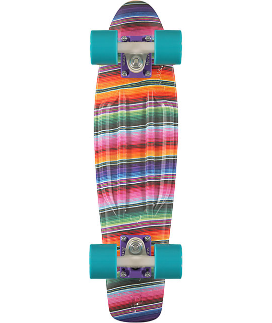 "Penny Original Baja 22.5""  Cruiser Complete Skateboard"