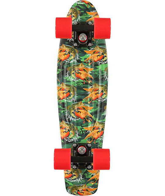 "Penny Original Hunting Print 22""  Cruiser Complete Skateboard"