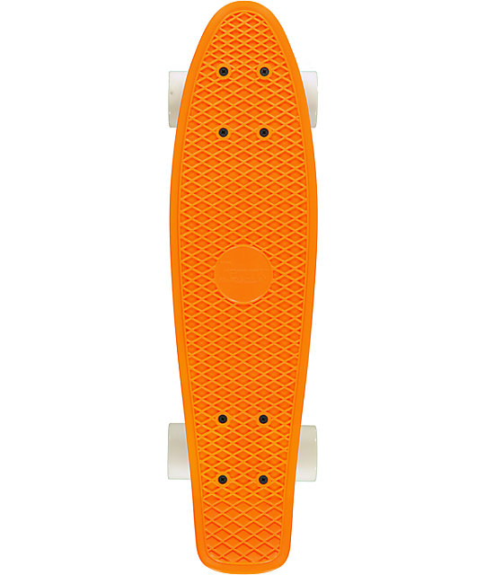 "Penny Original Orange, Blue, & White 22.5""  Cruiser Complete Skateboard"