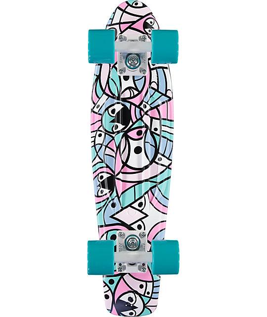 "Penny Original Pendleton 22.5""  Cruiser Complete Skateboard"
