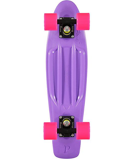 Penny Original Purple, Pink, & Black 22
