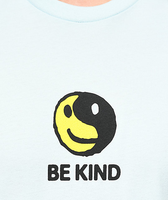 Petals by Petals & Peacocks Be Kind Petals Light Blue T-Shirt
