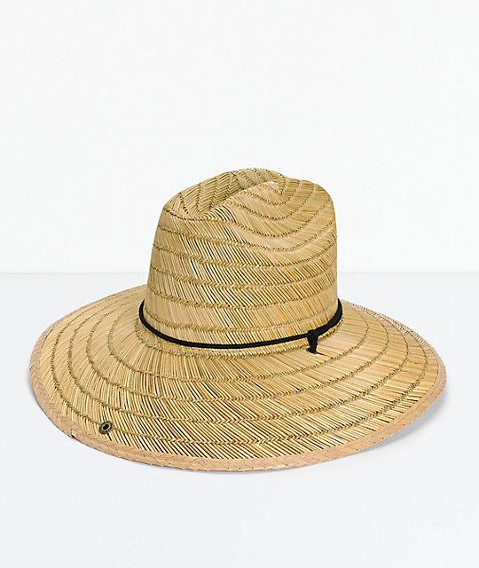 Peter Grimm Costa Natural Lifeguard Hat