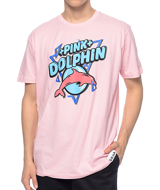Pink Dolphin Shattered T-Shirt at Zumiez : PDP
