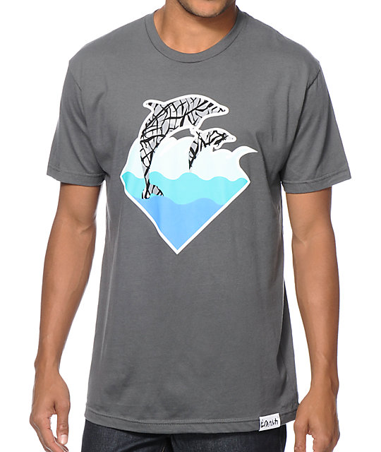 Pink Dolphin T Shirt