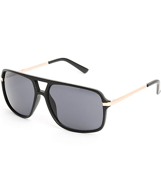 plastic aviator sunglasses cheap  Pitbull Plastic Aviator Sunglasses at Zumiez : PDP