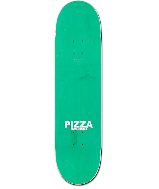 "Pizza Last Supper 8.25""  Skateboard Deck"