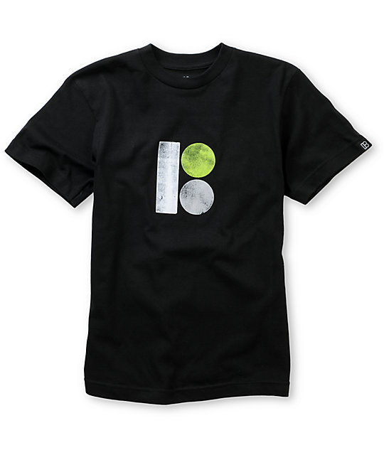 Plan B Boys Original Black Skate T-Shirt